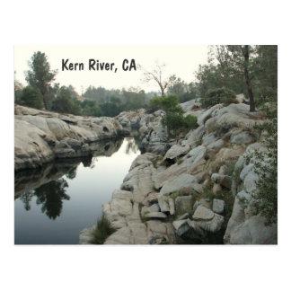 Kern River Postcard! Postcard