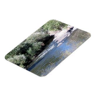 Kern River Rectangular Photo Magnet