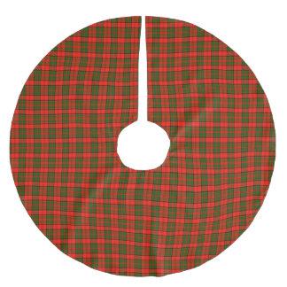 Kern Scottish Tartan Brushed Polyester Tree Skirt