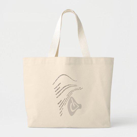 Kernel_Panic Large Tote Bag