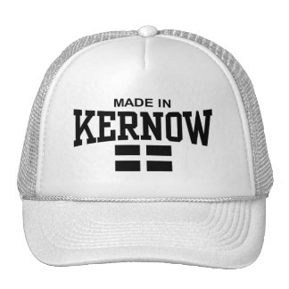 Kernow Trucker Hat