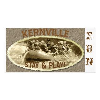 Kernville Photo Crad! Card