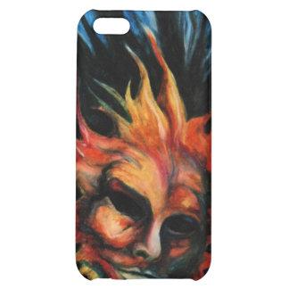 Kerosene Fireball Sun Art Phone Case iPhone 5C Cases
