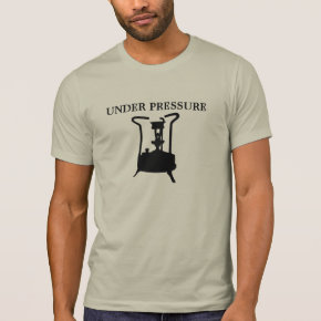 Kerosene Pressure stove T-shirt