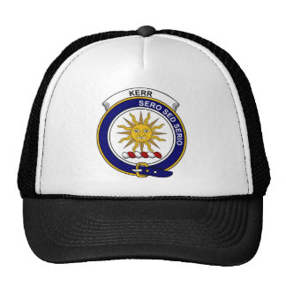 Kerr Clan Badge Mesh Hat