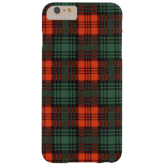 Kerr clan Plaid Scottish tartan Barely There iPhone 6 Plus Case