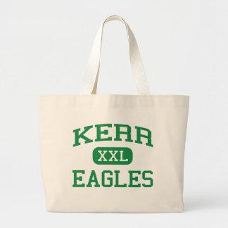 Kerr - Eagles - joven - Del City Oklahoma Bolsa Tela Grande