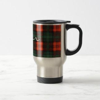 Kerr Scottish Tartan Travel Mug