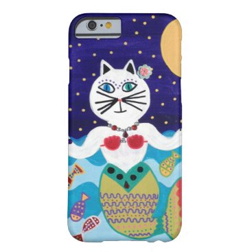 Beach Themed Kerri Ambrosino Art iphone Case Mermaid Beach