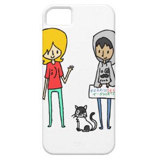 Kerrin Sells T-Shirts iPhone SE/5/5s Case
