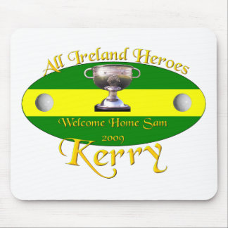 Kerry All Ireland Champions Mousepads