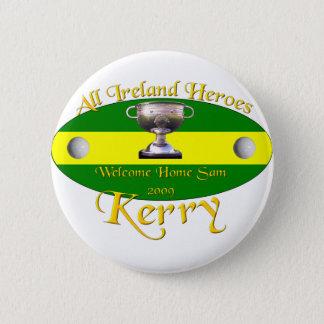 Kerry All Ireland Champions Pinback Button