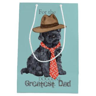Kerry Blue Dad Medium Gift Bag