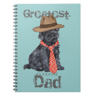 Kerry Blue Dad Note Books