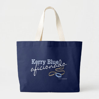 Kerry Blue Terrier Canvas Bag