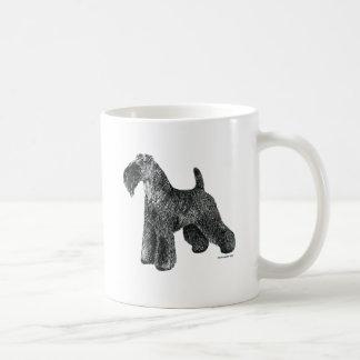 Kerry Blue Terrier Classic White Coffee Mug