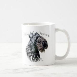Kerry Blue Terrier Mom 2 Classic White Coffee Mug