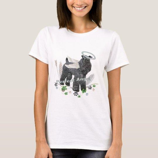 Kerry Blue terrier Perfect Angel apparel T-Shirt