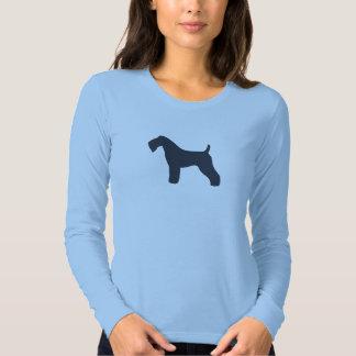 Kerry Blue Terrier Tee Shirt