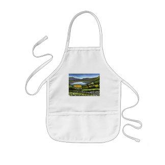 Kerry cottage kids' apron