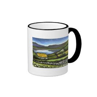Kerry cottage ringer mug