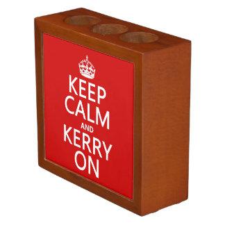 Kerry encendido