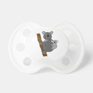 """""""Kerry"""" la koala Chupete"""