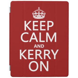 Kerry On iPad Cover