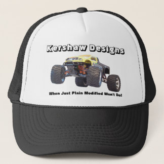 Kershaw Designs Custom Radio Controlled Cars Trucker Hat