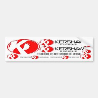 Kershaw Designs Stickers