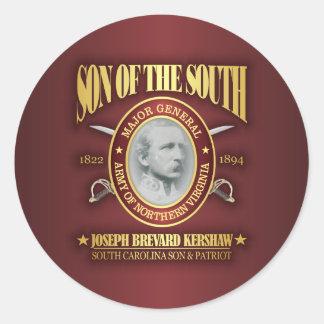 Kershaw (SOTS2) Classic Round Sticker