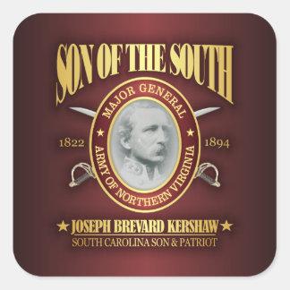 Kershaw (SOTS2) Square Sticker