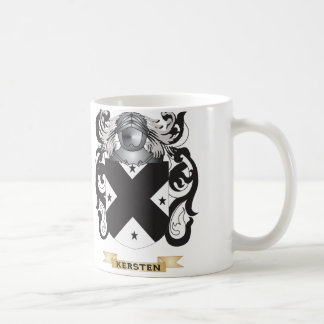 Kersten Coat of Arms (Family Crest) Coffee Mugs