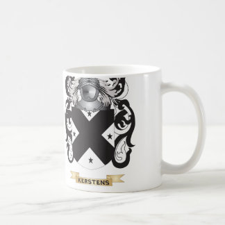 Kerstens Coat of Arms (Family Crest) Mugs