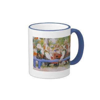 Kersti's Birthday 1909 Ringer Mug