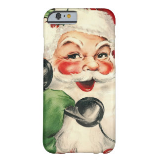 Kerstman bij de Telefoon Barely There iPhone 6 Case