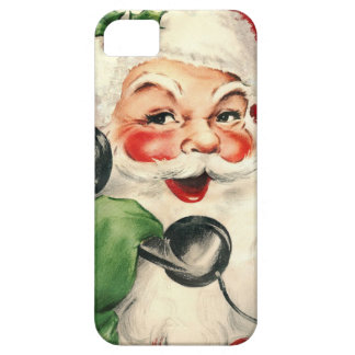 Kerstman bij de Telefoon iPhone SE/5/5s Case