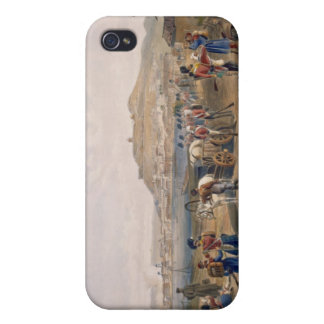 Kertch from the North, plate from 'The Seat of War iPhone 4/4S Cover