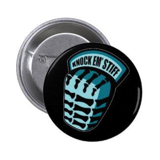 KES Mic Logo Pin