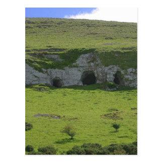 Keshcorran Caves Cliffs Postcards