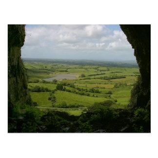 Keshcorran Caves Near Carrowkeel 4 Postcard