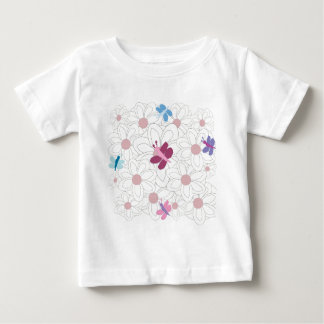 KESS floral Camisas