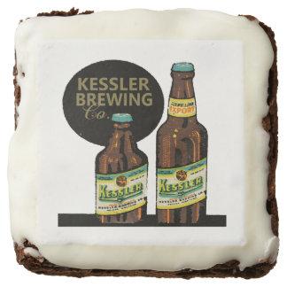 Kessler Export Beer Chocolate Brownie