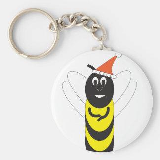 KESS's Billy Bob Basic Round Button Keychain