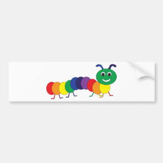 KESS's Caleb Caterpillar Bumper Sticker