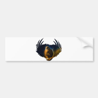 Kestrel Bumper Sticker