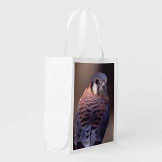 kestrel, falcon grocery bag