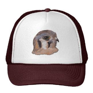 Kestrel Faux Embroidery Hat
