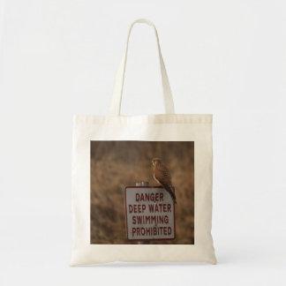 Kestrel Tote Bag