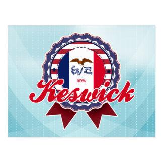Keswick, IA Post Cards